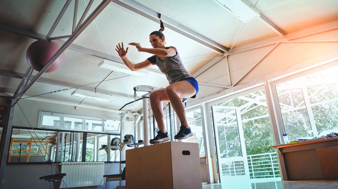 6 Plyo Box Exercises to Build Serious Upper and Lower Body