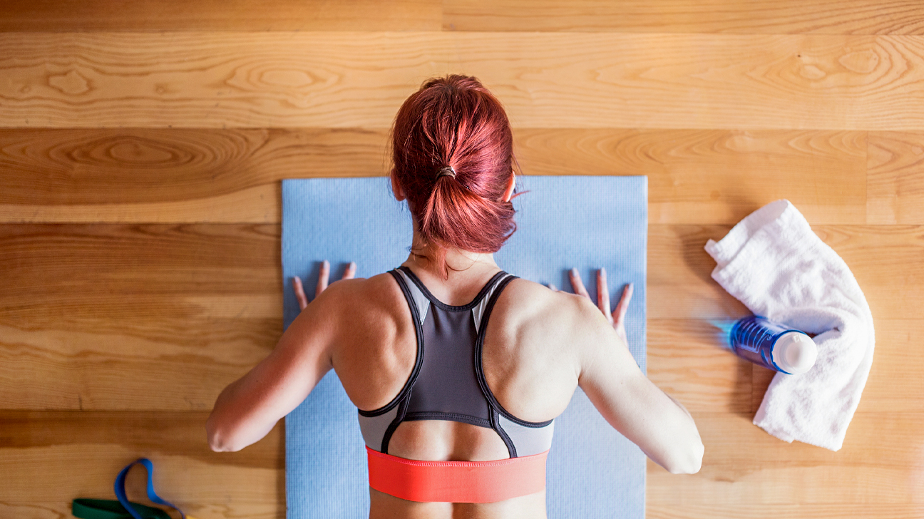How to get fat away from arms at home in a week