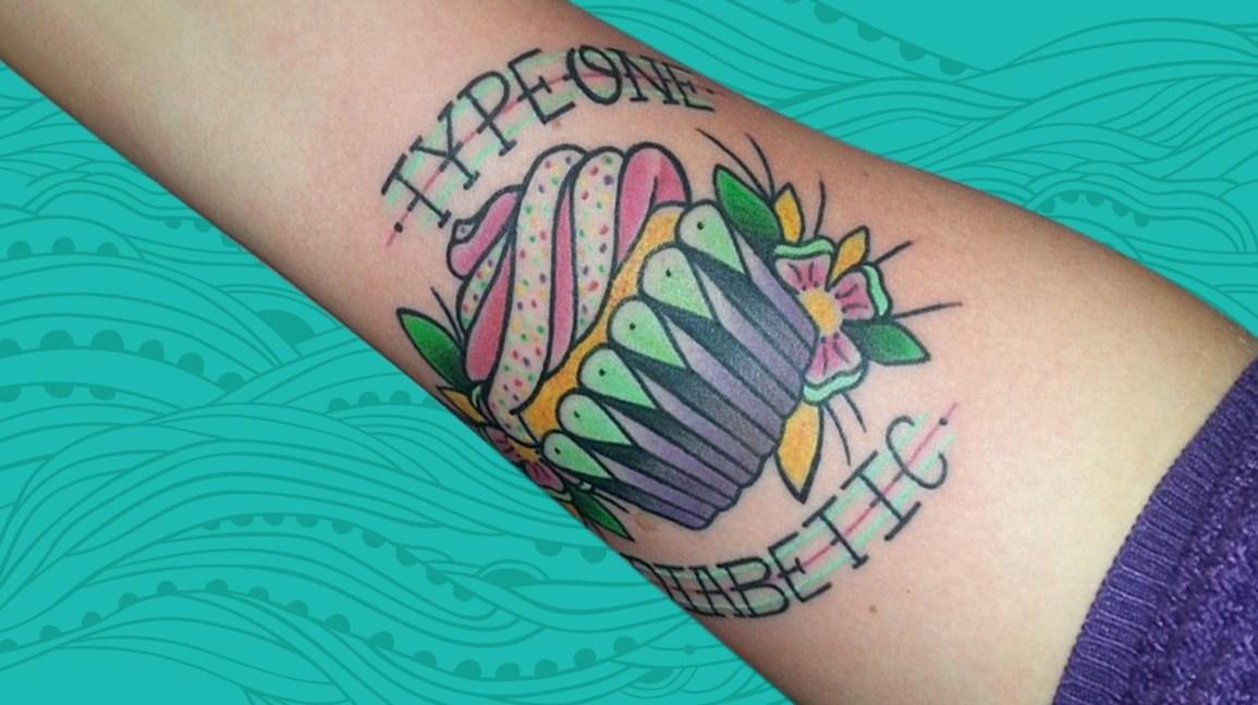 7 Inspiring Diabetes Tattoos