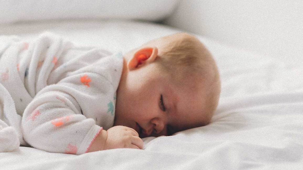 What Do Babies Dream About: Newborn Sleep Patterns