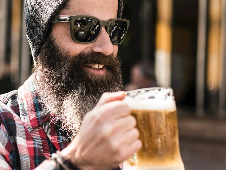 Alcohol and Hair Loss: Symptoms, Reversibility, and More