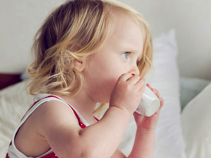 How to stop coughing at night in toddlers