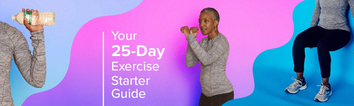 exercise starter guide