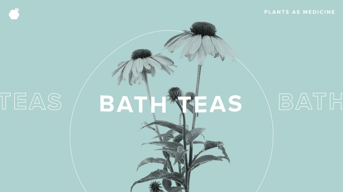 3 Ways to Create Your Own Therapeutic Bath Tea
