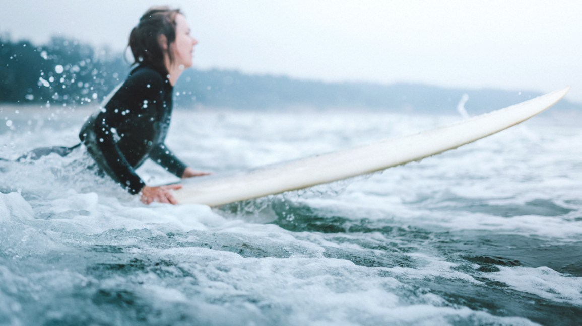 surfing and anxiety