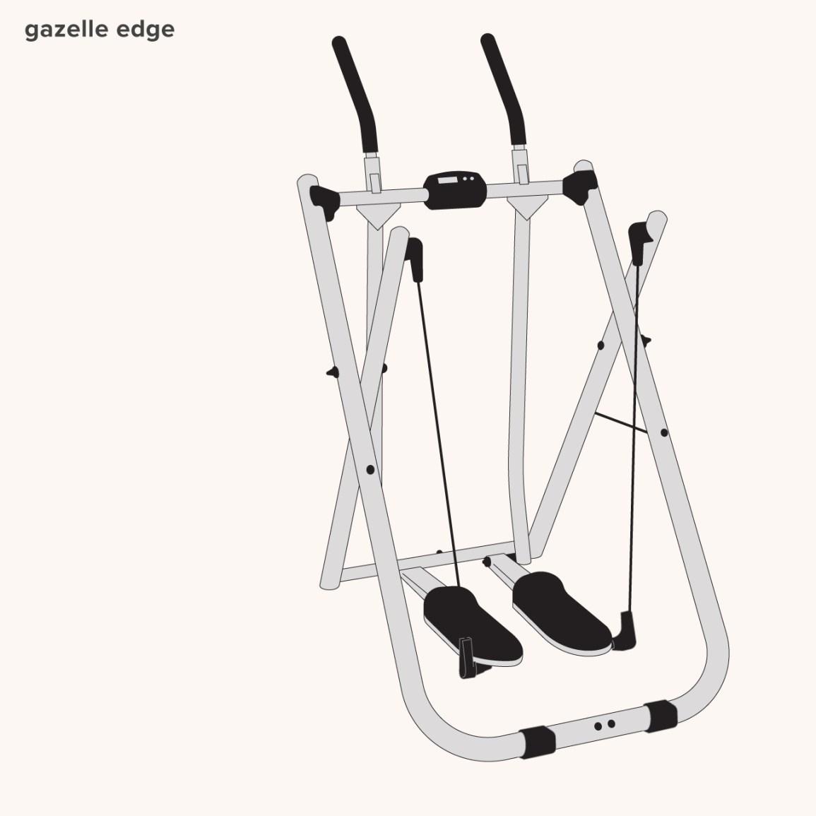 Gazelle Exercise Machine >> Gazelle Exercise Machine How Effective Is It