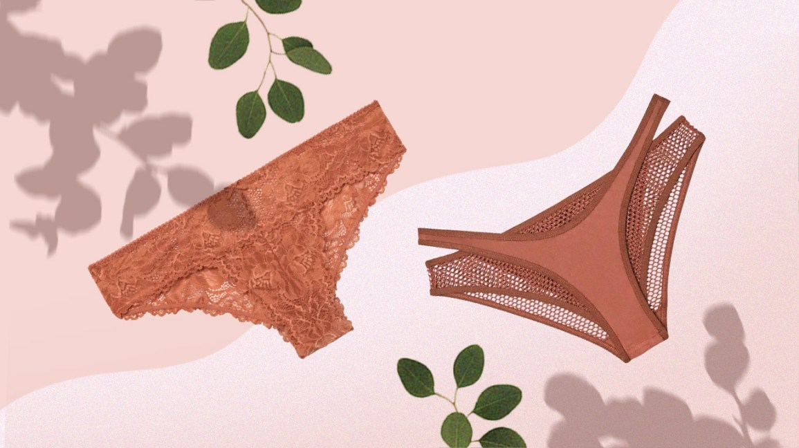 I wore lingerie to bed for a month