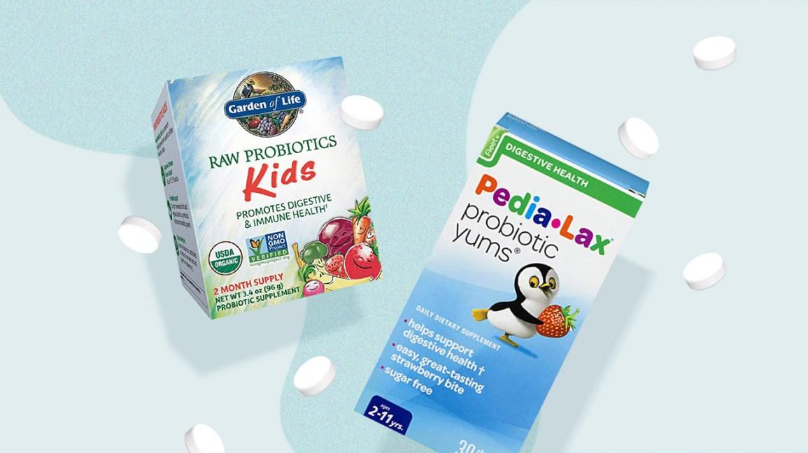 7 Of The Best Probiotics For Kids