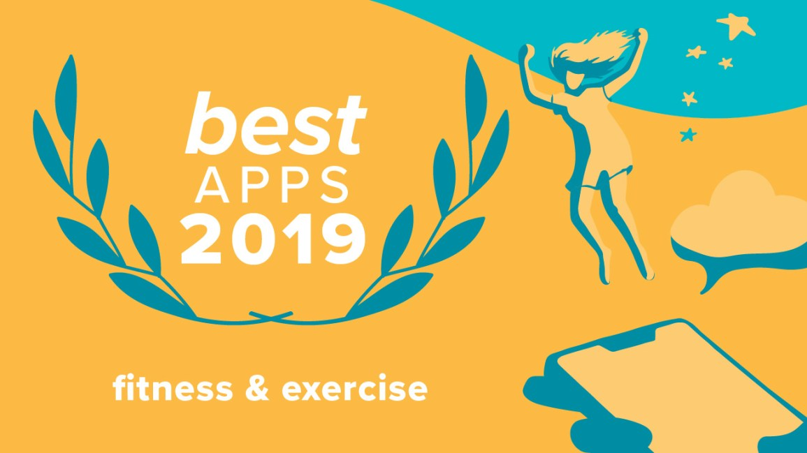 best fitness and exercise apps of  share on pinterest