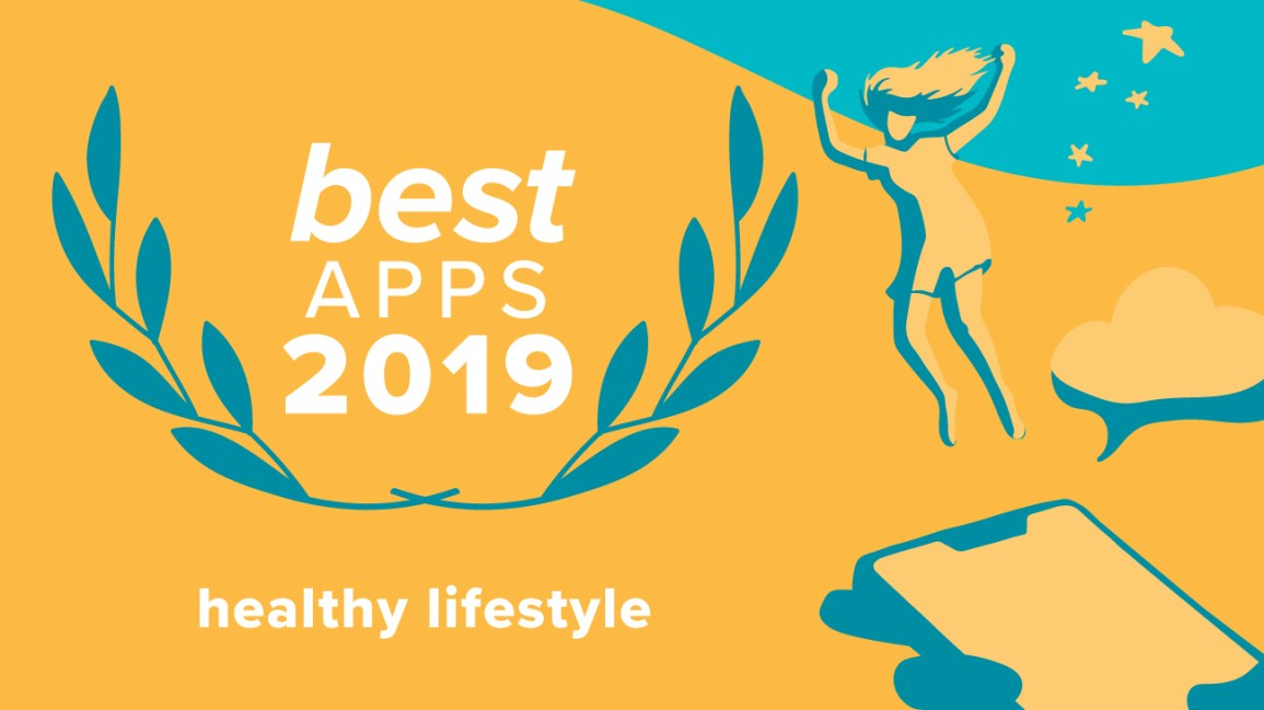 best healthy living apps