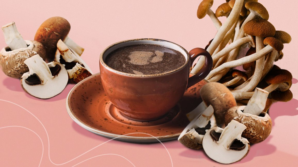 What One Cup of Mushroom Coffee a Day Can Do for Workout Recovery