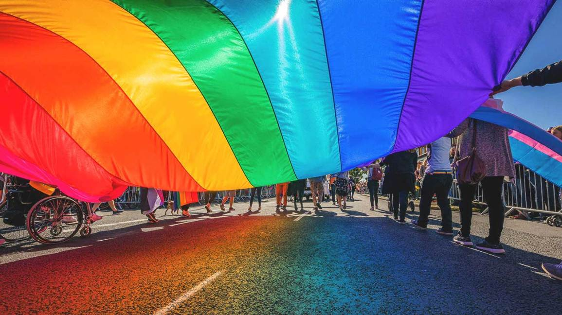 10 Ways for Straight, Cisgender People to Be Better Allies at Pride