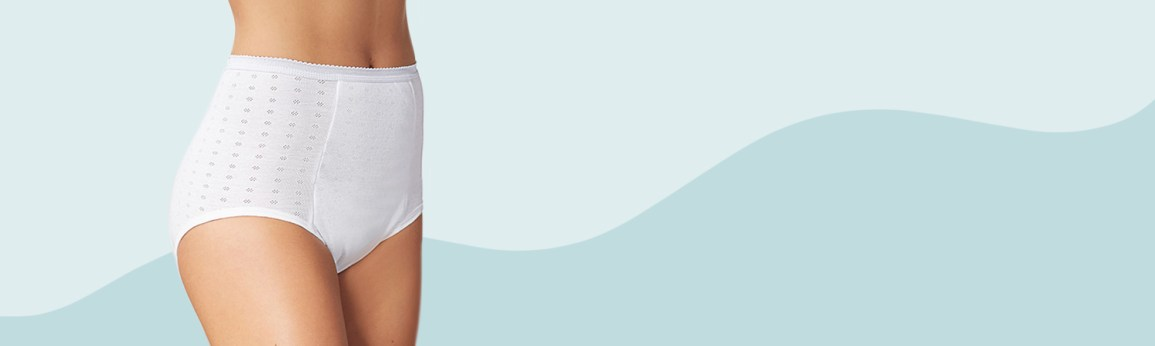 Pretty Incontinence Panties Png