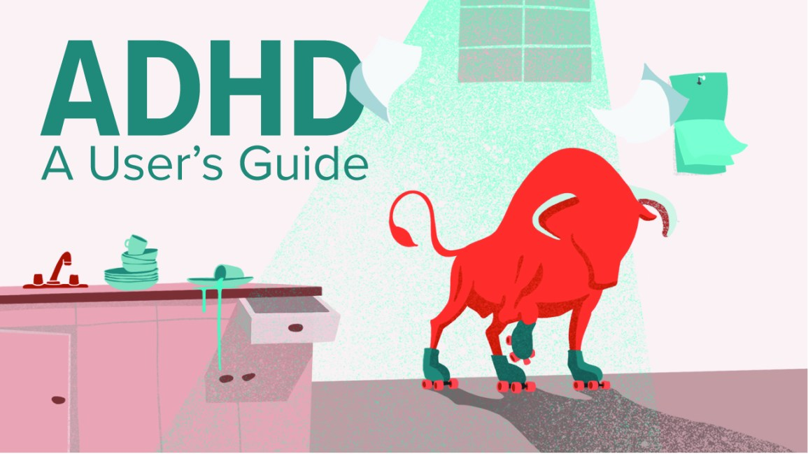 4 Signs It's ADHD, Not 'Quirkiness'
