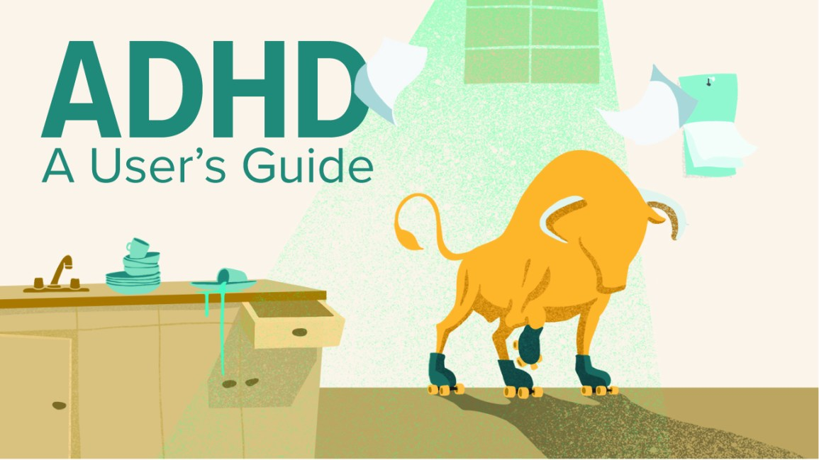 A User's Guide: I Have ADHD, So Why Am I So Exhausted?