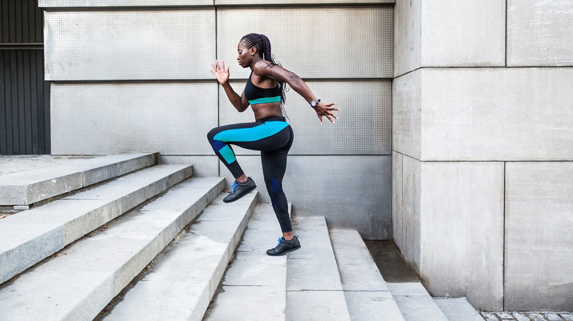 Try This Free, Foolproof Stairs Workout