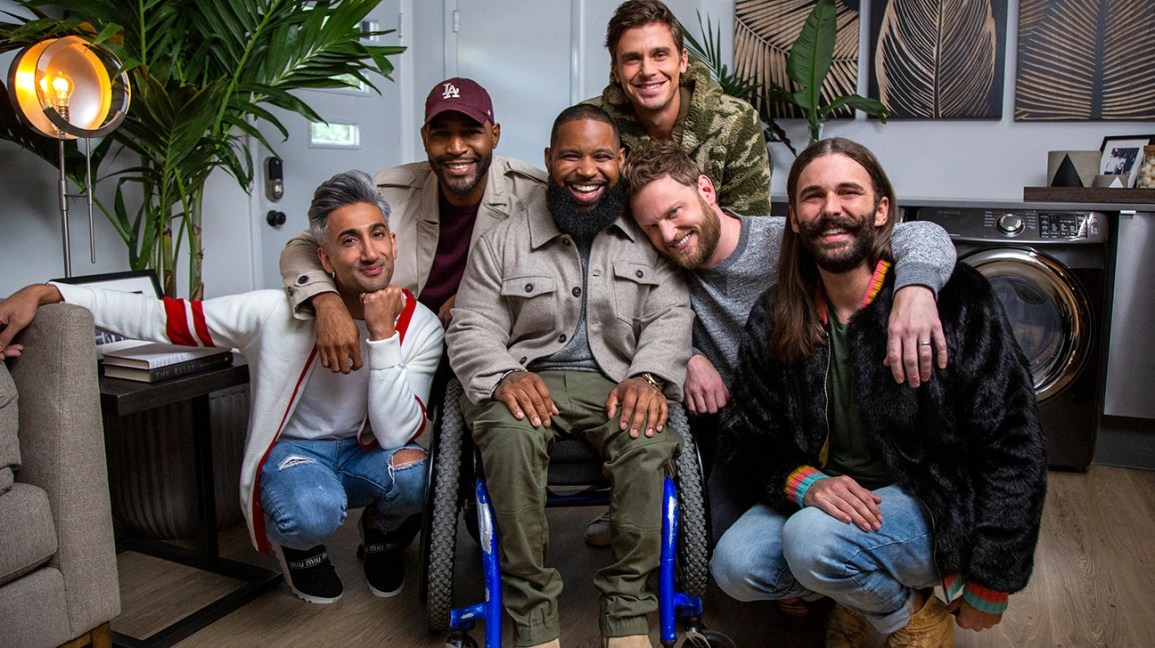 Some Disabled People Blasted 'Queer Eye.' But Without Talking About Race, It Misses the Point
