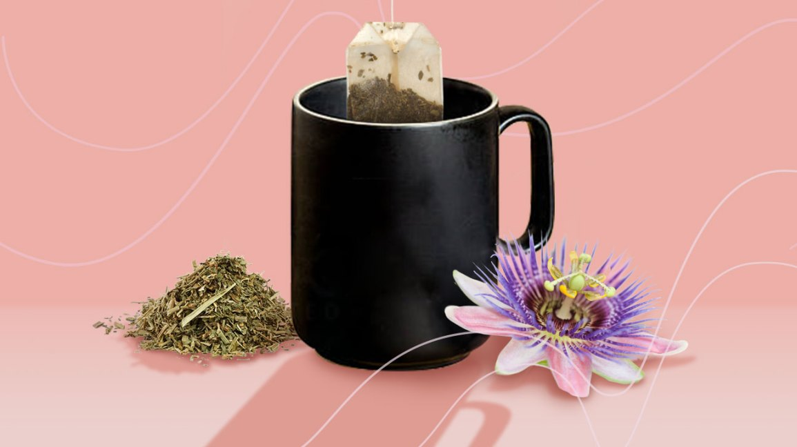 Drink A Cup Of Passionflower Tea Every Night For Better Sleep