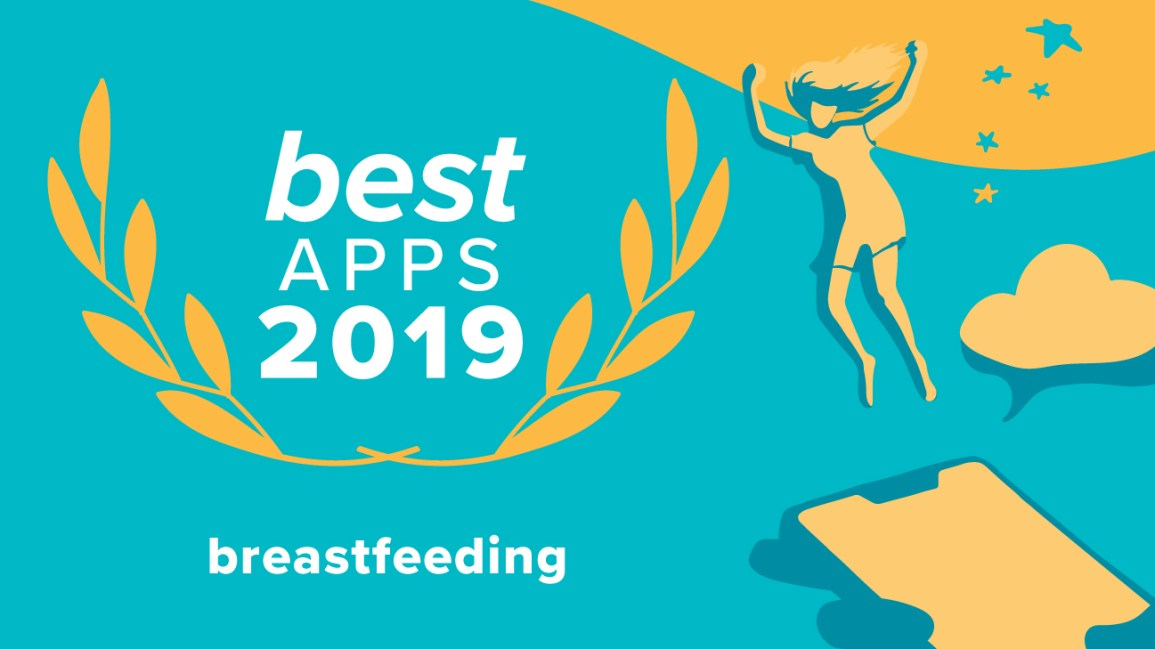 The Best Breastfeeding Apps of 2019