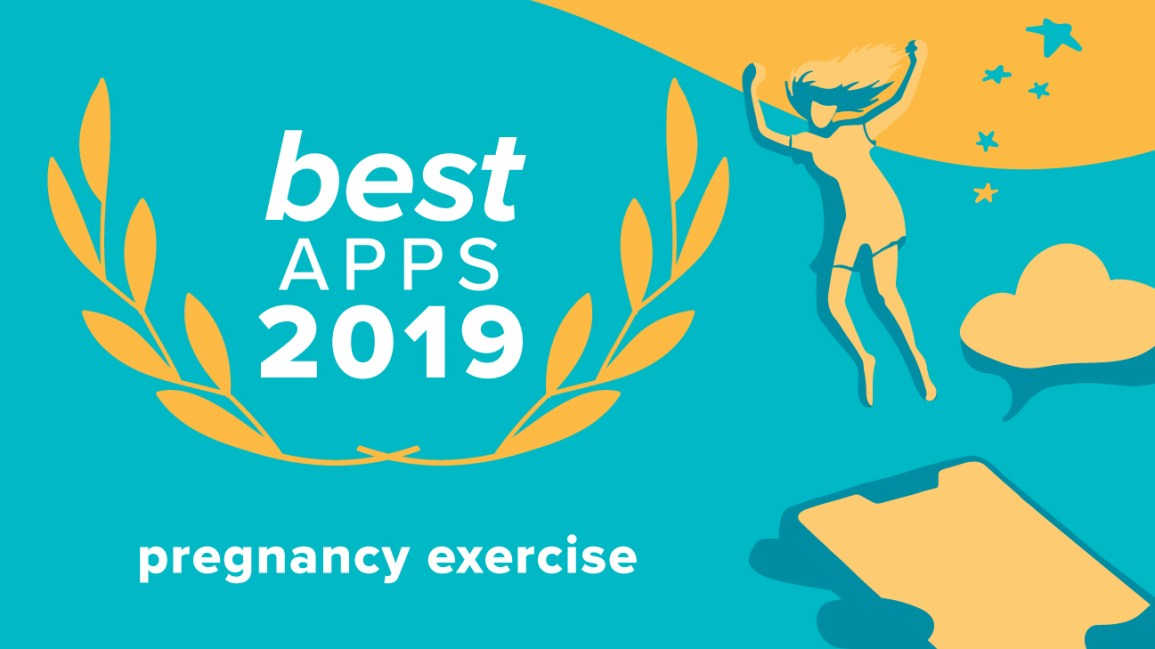 Best Pregnancy Exercise Apps of 2019