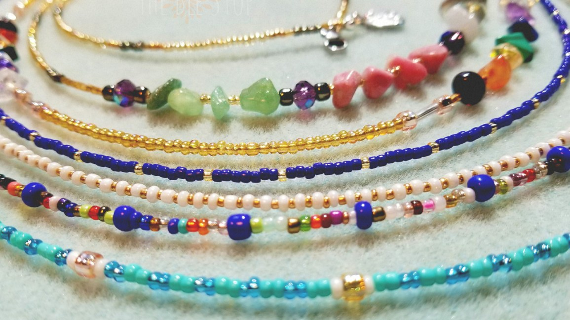 How To Wear Waist Beads For Body Awareness