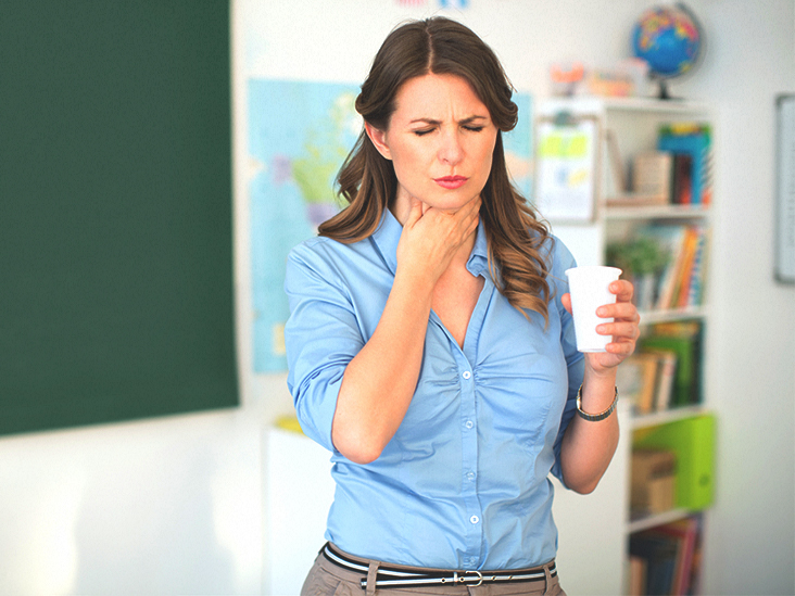 Clearing Throat: 9 Causes, Remedies, When to Seek Help, and More