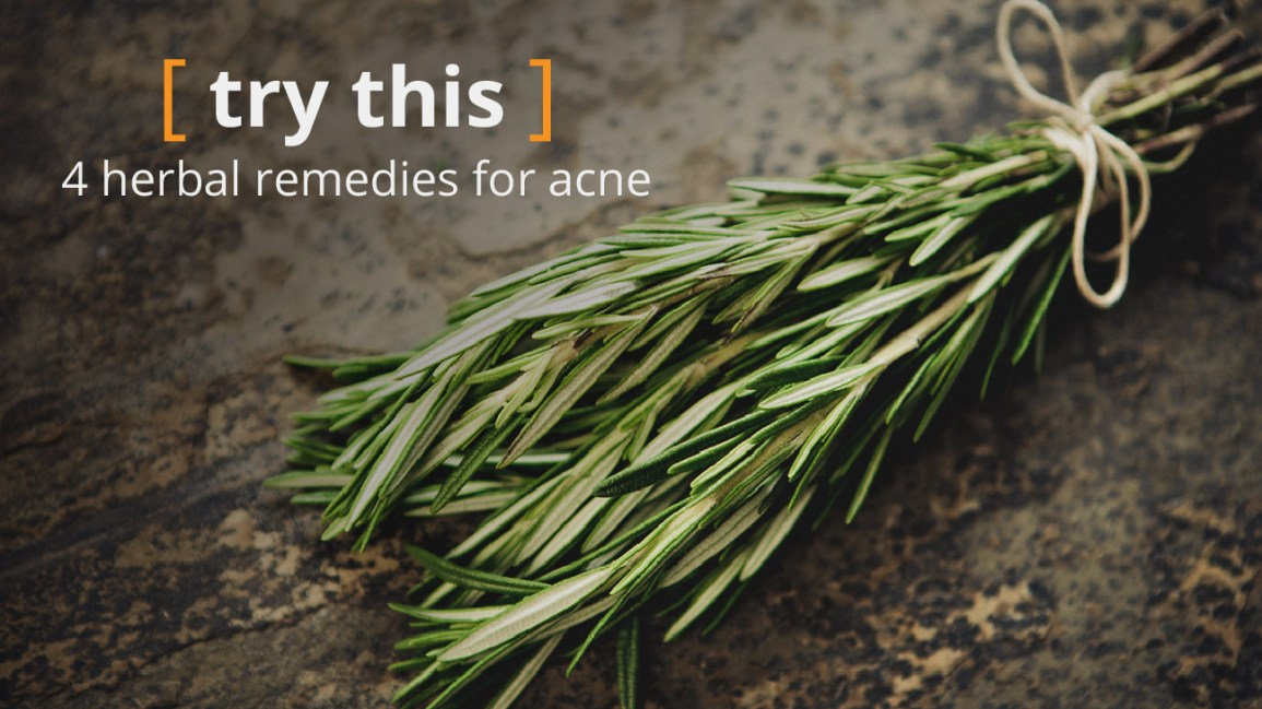 herbs for acneqherbs for acne