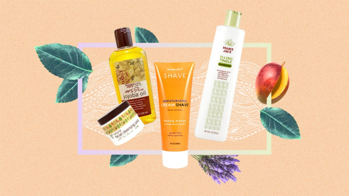Trader Joe's Beauty: 11 Natural Products That Will Transform