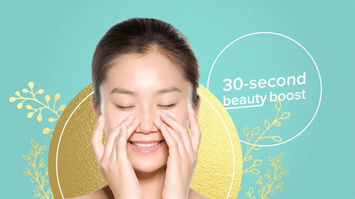 This 30-Sec Eye Massage Will Lighten Up Your Dark Circles