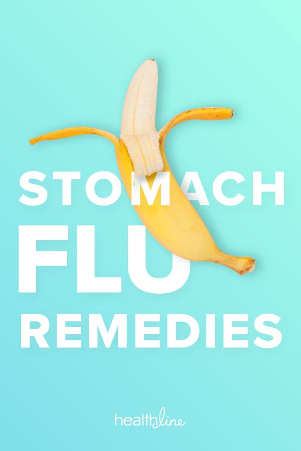 5 Best Remedies for the Stomach Flu