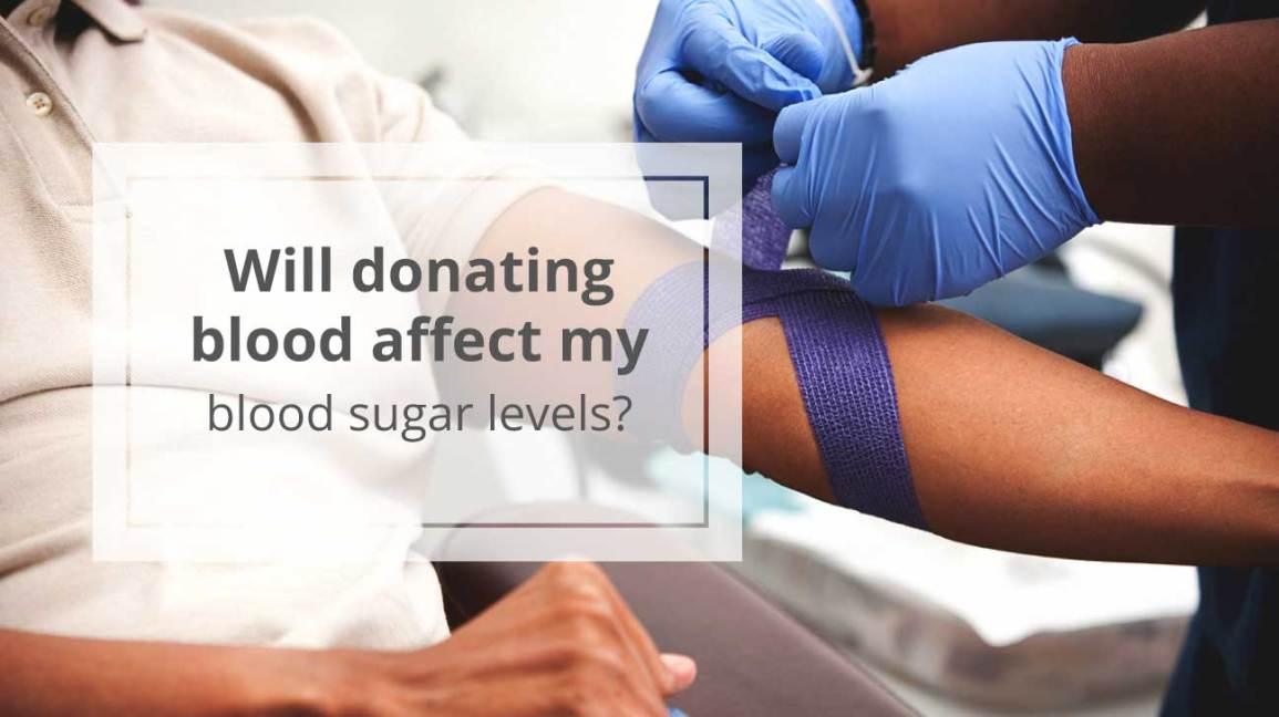 Can Diabetics Donate Blood?