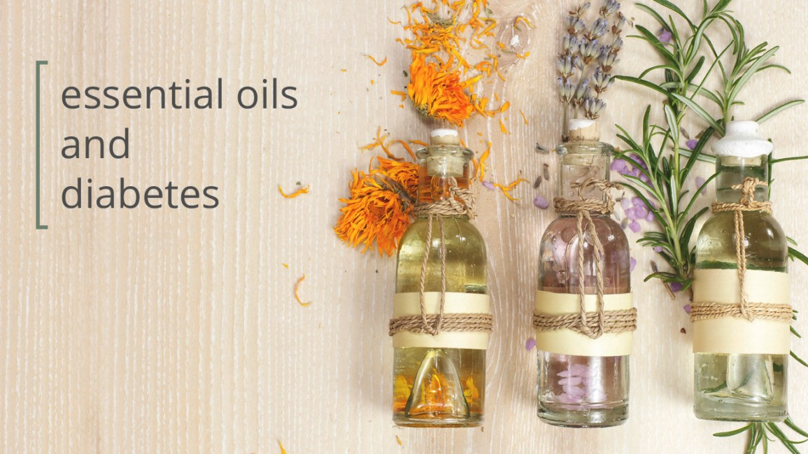 essential oils for diabetes