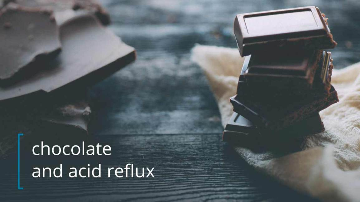 Chocolate and Acid Reflux: Know the Facts