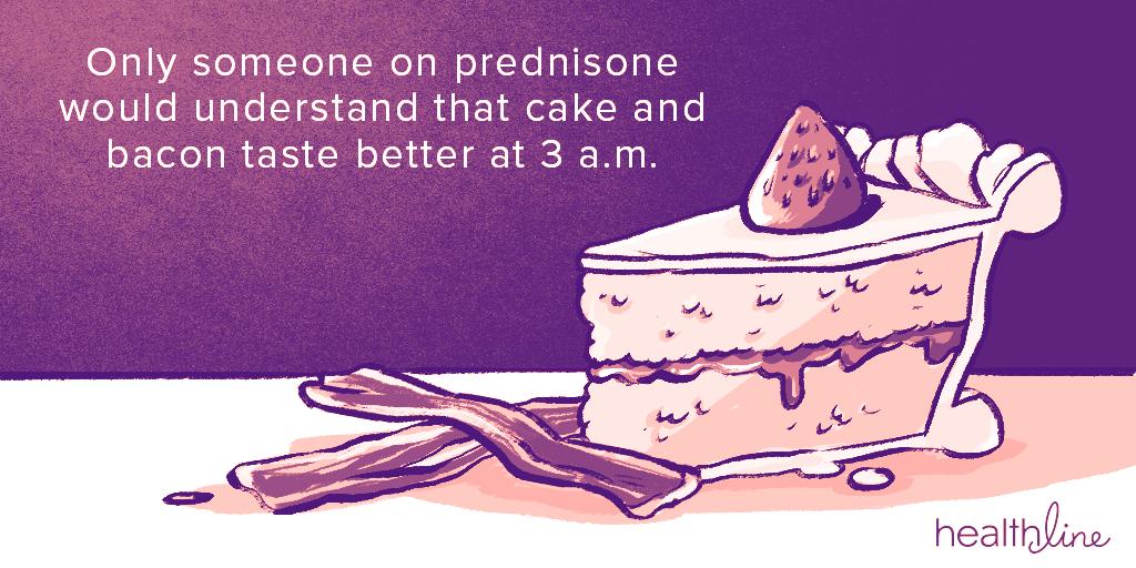 The Stranger Side Effects of Prednisone