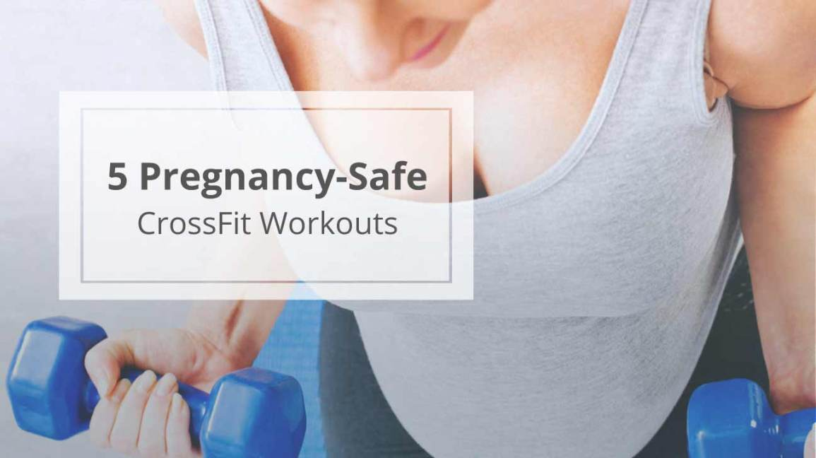 5dfb85e38d77f Crossfit Mom: Workouts During Pregnancy