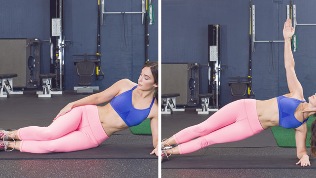 The Best Ab Exercises For Women 5 Moves For A Flat Tummy