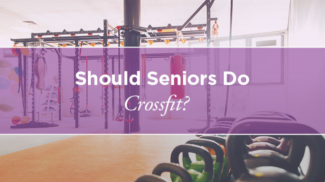 Crossfit for Seniors