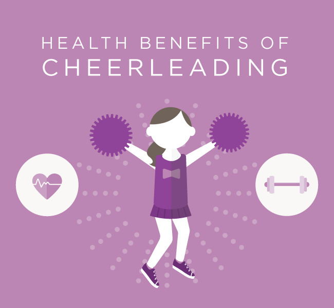 Benefits of Cheerleading