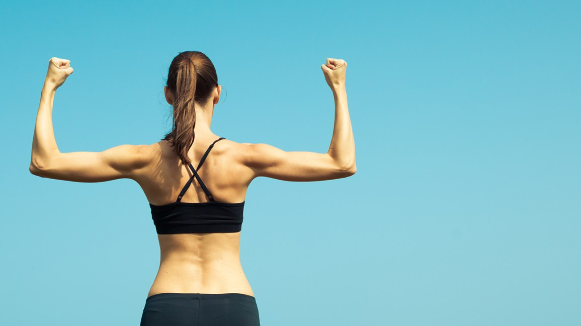 How To Get Toned Arms 7 Exercises