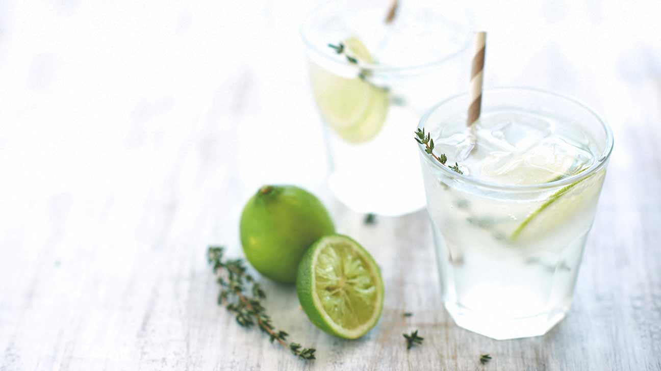 weight loss with water and lemon