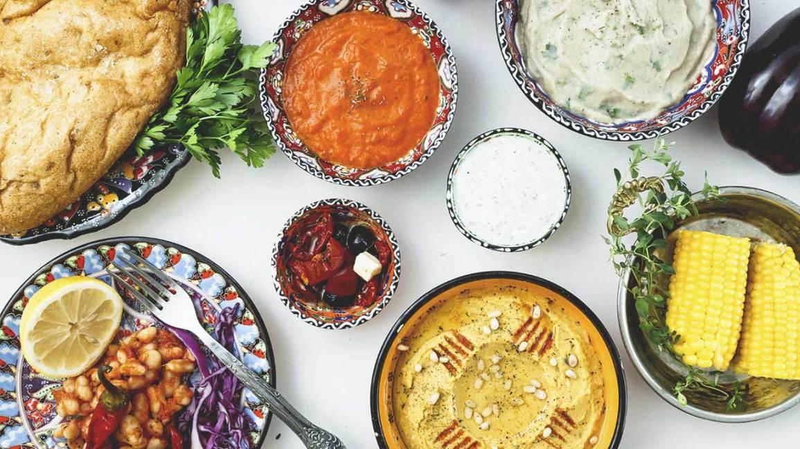 Mediterranean Diet: 15 Healthy Appetizers