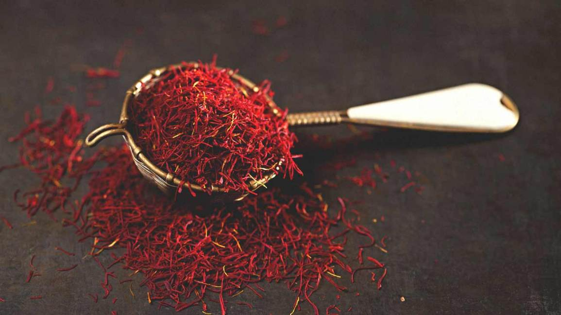 Saffron Tea: Health Benefits
