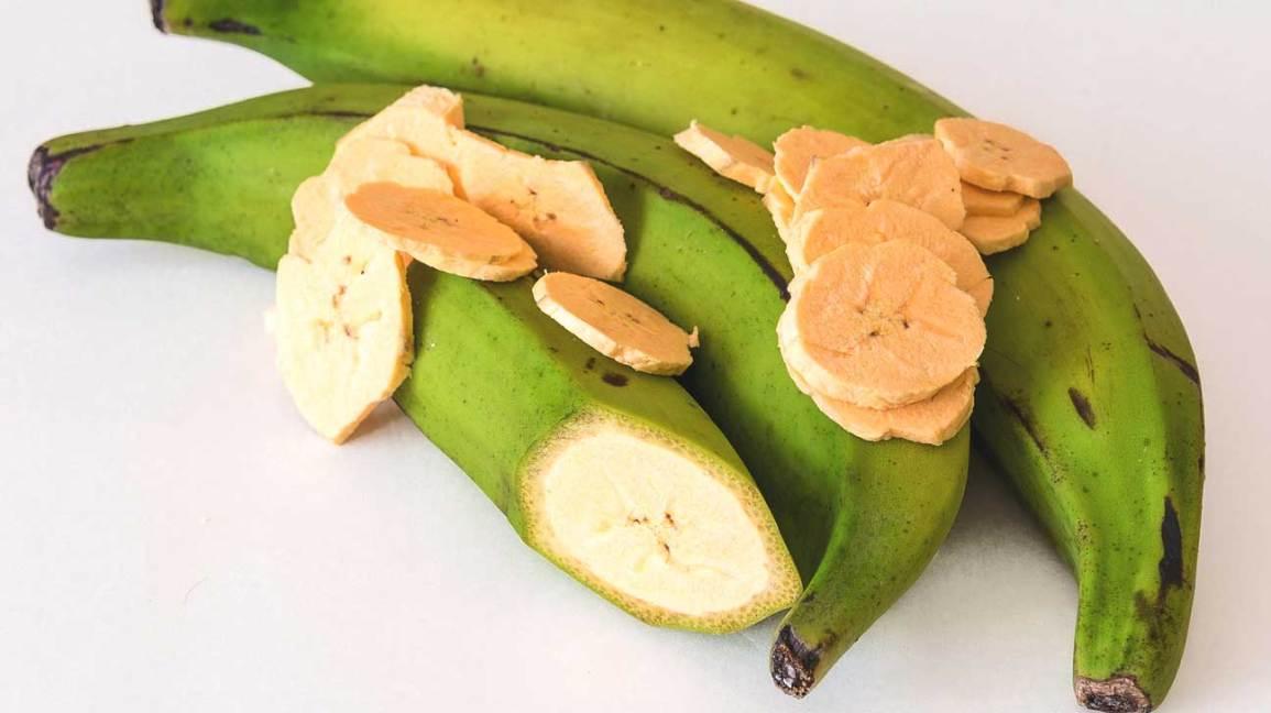 plátanos durbeck y diabetes