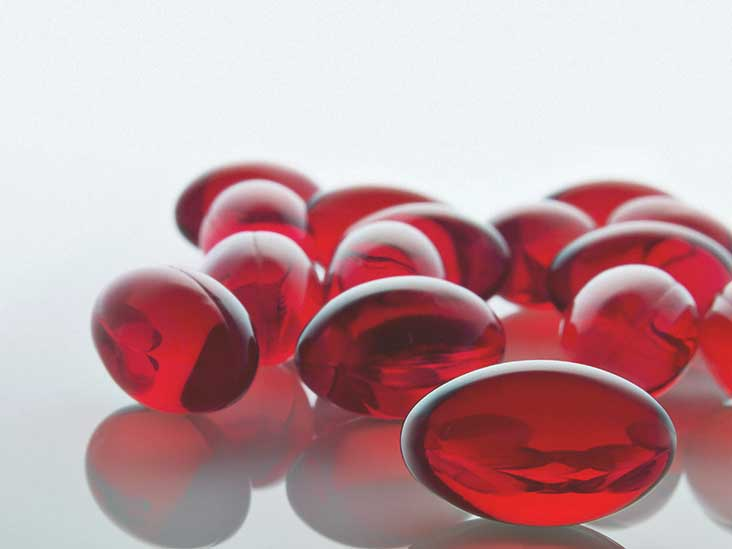 megared superior omega 3 krill oil benefits
