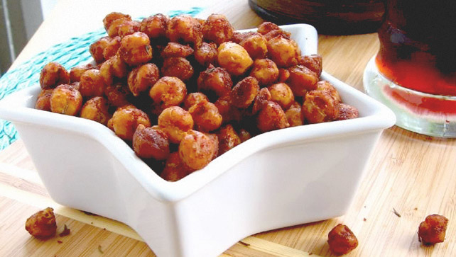 chili chickpeas
