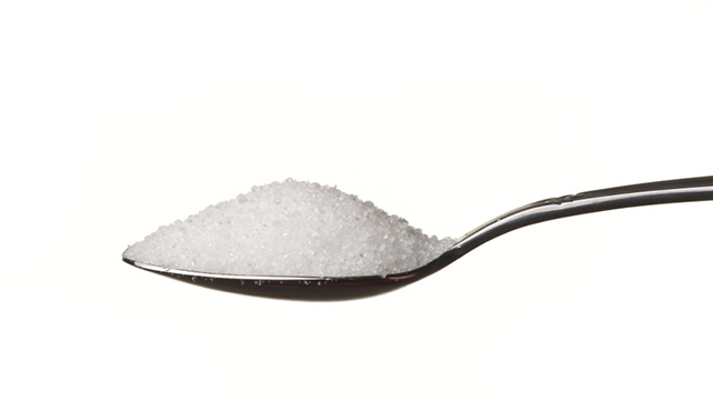 spoonful of aspartame
