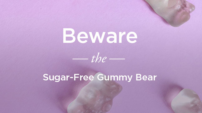 gummy bear laxative