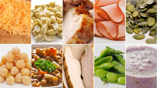 10 Healthy High-Arginine Foods