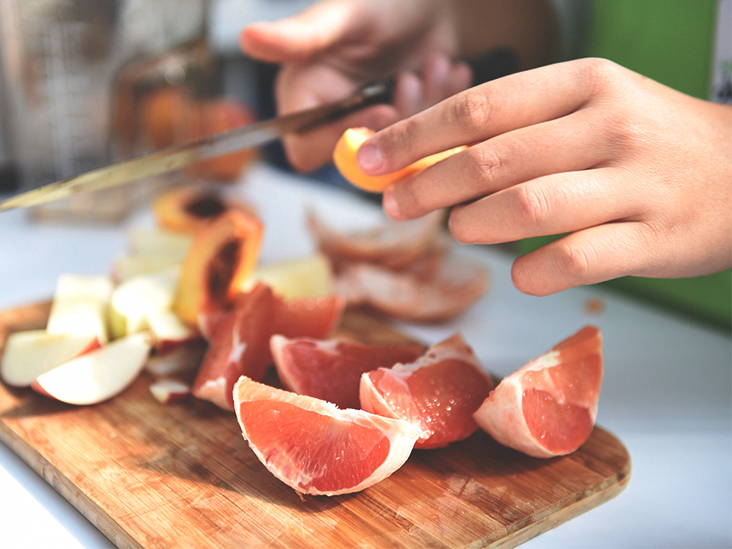 Grapefruit Warning: Can Interact With Common Medications