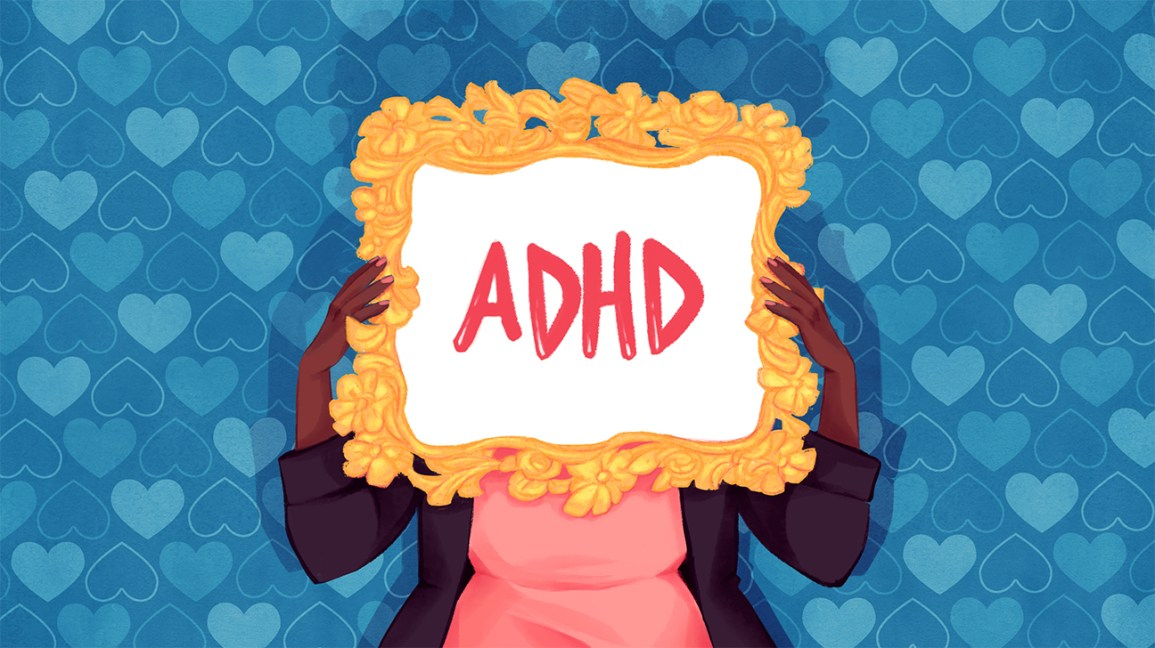 I Love Someone with ADHD